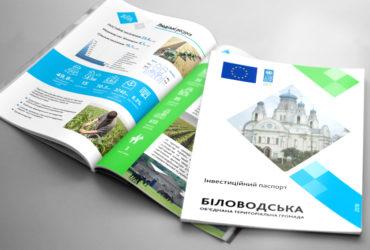 Розробка інвестиційних паспортів